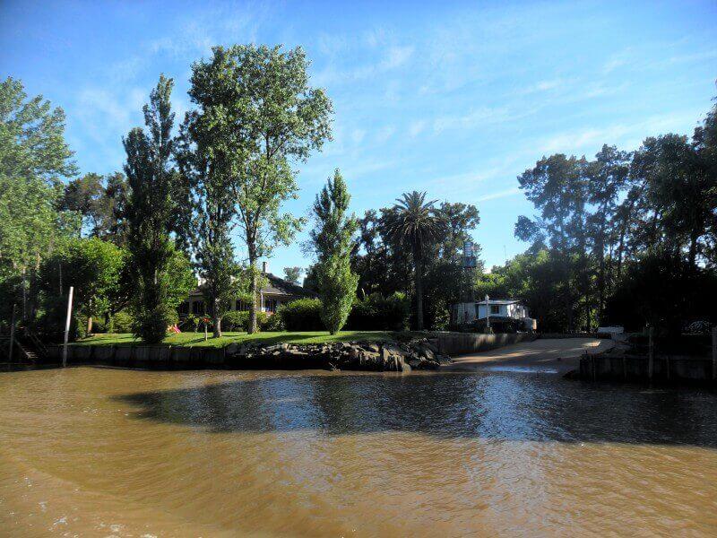 Tigre Delta Cabañas en Villa Sophia