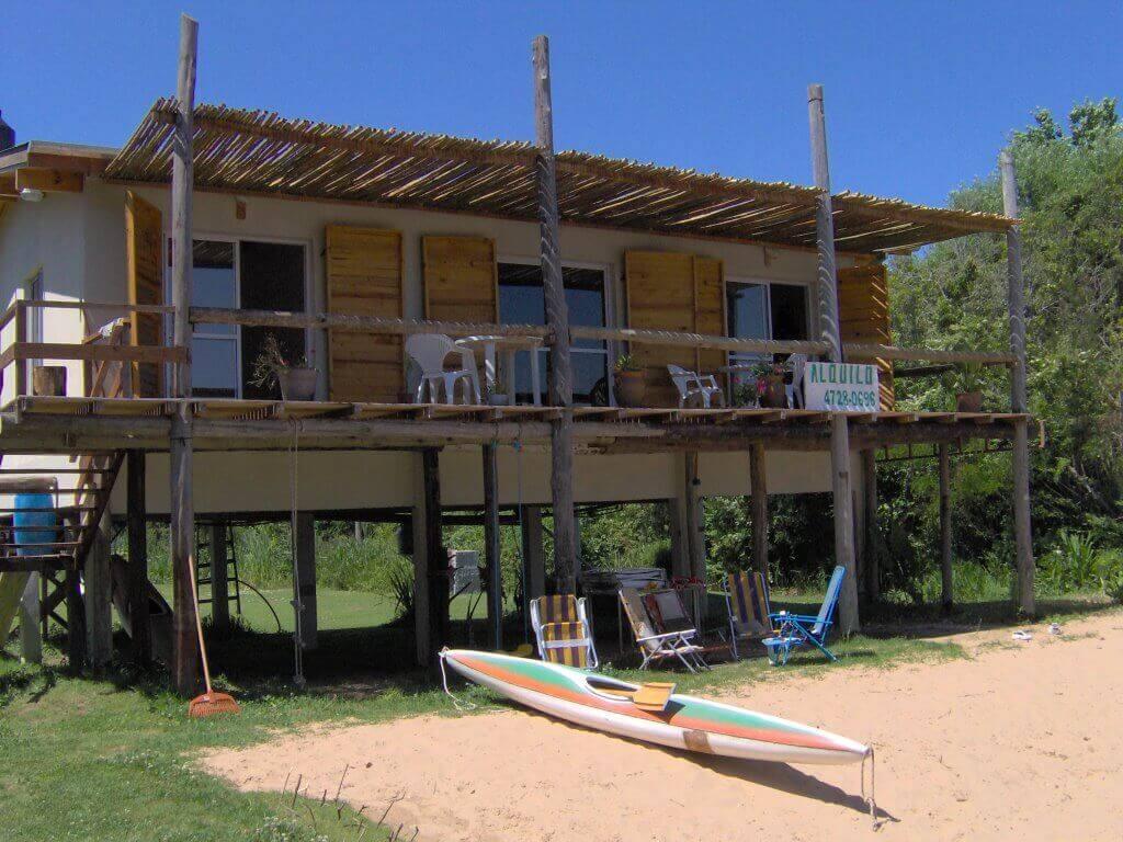 Tigre Delta Cabañas Agayas