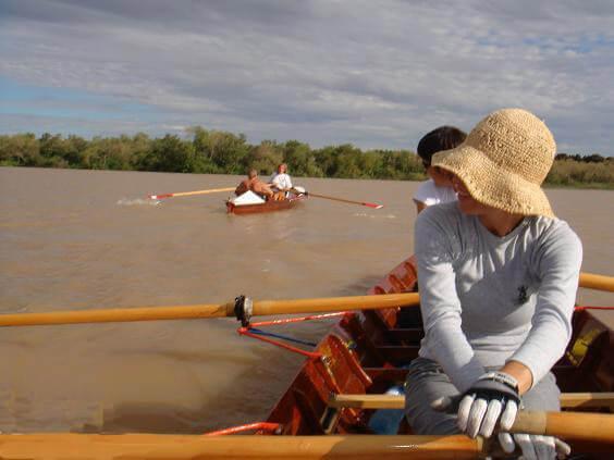 Tigre Delta Rowingtrips