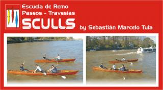 Sculls: Walks and Rowing Courses